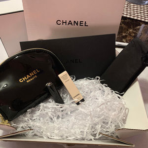 Chanel Makeup Bag and 3 more!